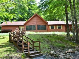 Comfortable mountain cabin ensures privacy for an economical vacation! - West Virginia vacation rentals