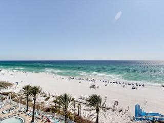 Boardwalk 609. 2 Bed, 2 Bath. Sleeps 6. Gulf Front with stunning views! - Panama City Beach vacation rentals