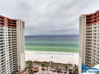 Shores of Panama 1714-1 Bedroom condo with bunk room! GULF FRONT! Sleeps 6 - Panama City Beach vacation rentals