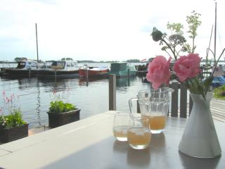 apartment on AAA location with panoramic lake views - Utrecht vacation rentals