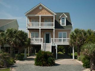 The Happy House 222 W Dolphin Dr - Oak Island vacation rentals