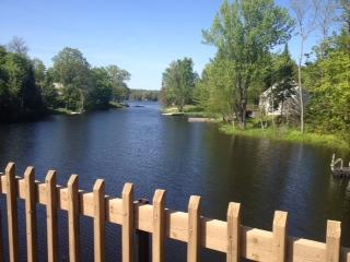 Beautiful Large Boathouse Deck Retreat For Rent - McKellar vacation rentals