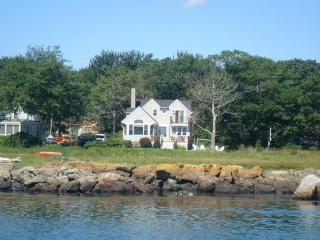 Ocean front house in Cape Porpoise Maine - Southern Coast vacation rentals