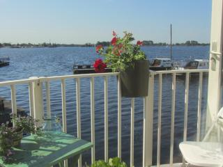 Comfy apt. with great lake views near Amsterdam AAA - Utrecht vacation rentals