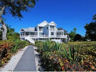 Gulf front luxury townhome - Sanibel Island vacation rentals