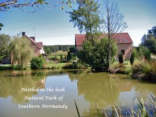 La Chatouillette Coach House Gite & Carp Lake - Saint-Bomer-les-Forges vacation rentals