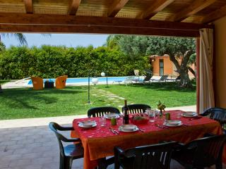 VILLA A MARE: wonderful villa with private pool at - Sicily vacation rentals