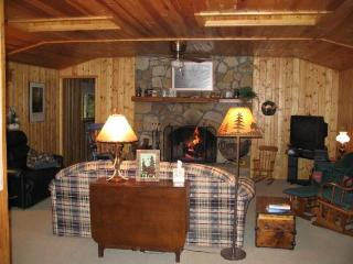 Mountain Cabin on a stream, WiFi, ONE level - Highlands vacation rentals
