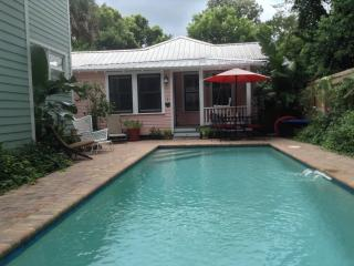 Adorable Cottage/Heated Pool in Historic Downtown! - Saint Augustine vacation rentals