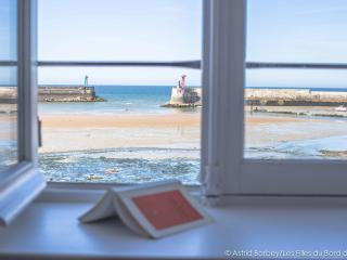 SEA FRONT, D-Day beaches, large & nice house 6p. - Normandy vacation rentals