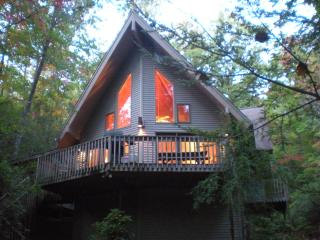 Mountain Laurel Chalet:  10 Acre Retreat In Helen! - Helen vacation rentals