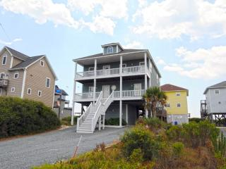 Island Drive 4426 Oceanfront-B Lot! | Hot Tub, Elevator, Jacuzzi, Internet, Fireplace - North Topsail Beach vacation rentals