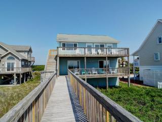 Island Drive 3512 Oceanfront! | Internet, Pet Friendly - North Topsail Beach vacation rentals
