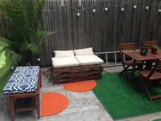 Amazing LES/ SOHO 2 Bedroom with Private Patio! - Manhattan vacation rentals