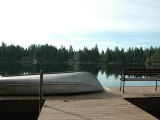 Sweeping views of water from all the rooms - Hoodsport vacation rentals