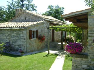 Beautiful stone built holiday house - Pazin vacation rentals