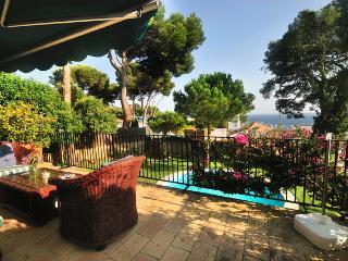 **VILLA MARE LLAFRANC** Sleeps 11 w/ Sea views - Costa Brava vacation rentals