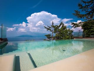 SEA-VIEW VILLA IN SORRENTO WITH PRIVATE POOL - Marciano vacation rentals