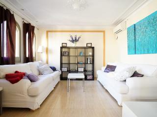 5 bedroom Queens' Flat, Plenty of Light. - Barcelona vacation rentals