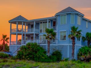 Huge, Elegant 6 Bedroom, Oceanfront w/Hot Tub! - Sullivan's Island vacation rentals