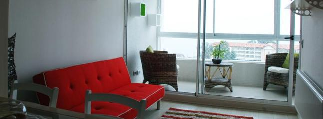 """Vicnic Suites Ocean""  Amazing apartment overlooking the sea in Reñaca - Image 1 - Vina del Mar - rentals"