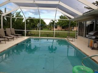 Great efficiency With Dock And Gulf Access - Cape Coral vacation rentals