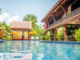 Garden Suite 3bd in Khmer Villa - Siem Reap vacation rentals