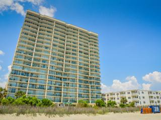 4BR family condo, oceanfront w/ pools/lazy river! - North Myrtle Beach vacation rentals