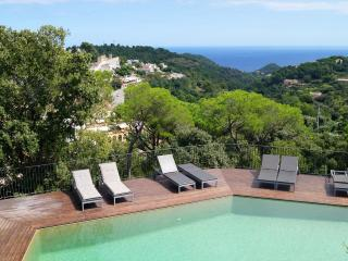Villa with Pool and Views of Begur Castle & Sea - Begur vacation rentals