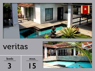 The Veritas Château, Vagator - 3 Bedrooms - Ratnagiri vacation rentals