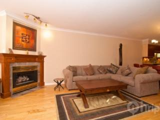 Beautiful Ravencrest. Fully remodelled 2 bed/ 2 bath, over 1300 Sqft Garden terrace level condo - Whistler vacation rentals