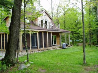 Wild Iris / luxury North woods river cottage - Crivitz vacation rentals