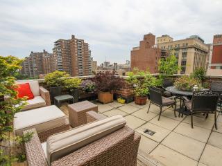 Chelsea 2 Bedroom Penthouse Duplex + Outdoor space - New York City vacation rentals