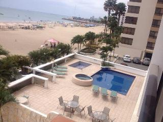 Beutifull oceanfront apartment. - Salinas vacation rentals