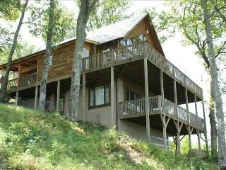 280* Panoramic Mtn Views 3000 Ft Graybuck Lodge - Lake Lure vacation rentals