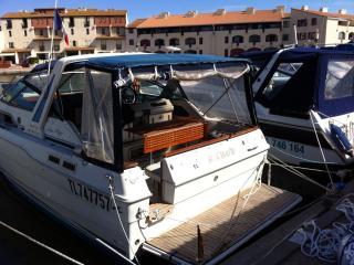 Essayez le bateau week-end insolite - Le Barcares vacation rentals