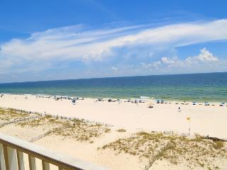 Tropic Isles 602 - Gulf Front 20% OFF June 1-4 - Gulf Shores vacation rentals