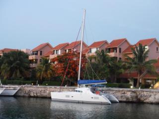 Waterfront Loft Fragata 4 Riviera Maya, Puerto A - Puerto Aventuras vacation rentals