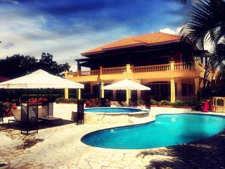 Luxury 6BR Dominican Golf Villa 5mins from beach - Juan Dolio vacation rentals