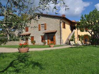 Apartment with exciting views of Loro Ciuffenna - Loro Ciuffenna vacation rentals