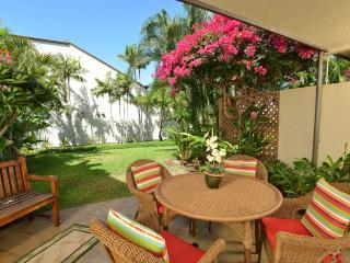 Garden View across from beach -  2 bdrm, no Stairs - Kihei vacation rentals