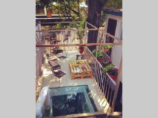 Private hutong w/ courtyard & rooftop - Beijing vacation rentals