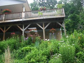 Asheville Studio Apartment with Fireplace - Asheville vacation rentals