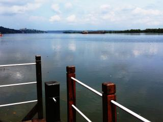LAZY COTTAGE ON THE RIVER BANKS - Panaji vacation rentals