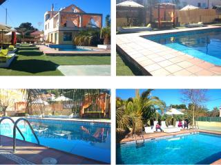Weekend villa weeks groups,bachelor,family,max 30 - Alicante vacation rentals