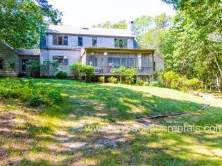 MORRW - Aunt Rhoda's Pond, Walk to Private Sand Beach - Vineyard Haven vacation rentals