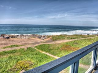 Ocean Front Home with Hot Tub Sleeps 16! - Yachats vacation rentals