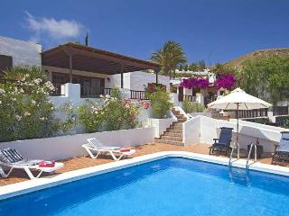 VILLA IMHAZ IN NAZARET FOR 6P - Lanzarote vacation rentals