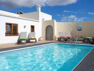 VILLA ANKYM IN NAZARET FOR 6P - Lanzarote vacation rentals