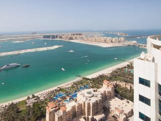 High Floor, Sea view One BD in Dubai Marina! Ocean Heights building. - Dubai Marina vacation rentals